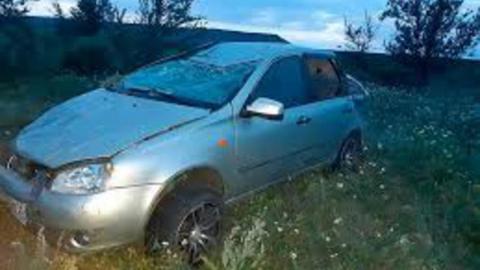 Женщина-водитель погибла в ДТП под Балашовом