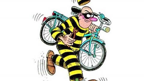 В Энгельсе пойман рецидивист с маниакальной тягой к велосипедам
