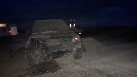 Пострадавшие ищут виновника аварии, произошедшей в Пугачёвском районе