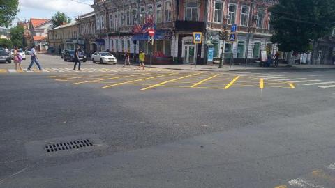Ночью перекроют перекрёсток в центре Саратова