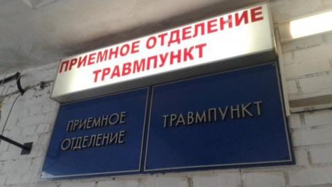 Три человека ранены в ночной аварии в центре Саратова