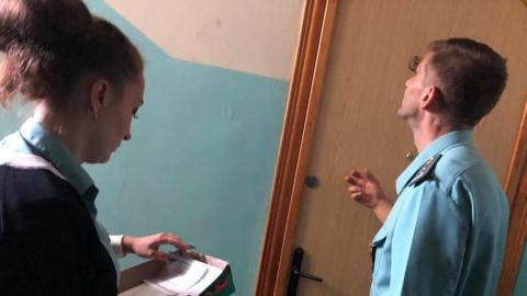 У должников за тепло из Заводского района в Саратове арестовали бытовую технику