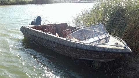 В лодке рядом с Чардымом найдено тело рыбака