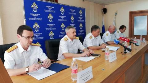 Петряйкин: дело банды Силенко уйдет в суд к августу