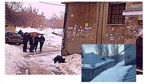 Хозяйке балкона, с которого упала льдина-убийца, вынесли приговор
