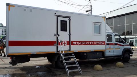 Саратовская область закупит еще семь мобильных диагностических комплексов