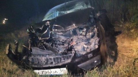 Водитель из Удмуртии попал в ДТП рядом с Саратовом