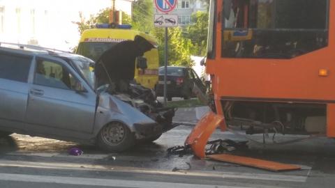После гибели женщины в жуткой аварии на Московской возбудили уголовное дело