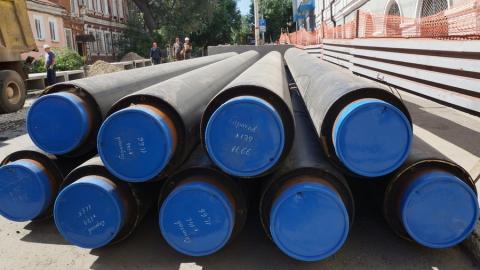 Энергетики проведут завершающую проверку теплосетей в Саратове
