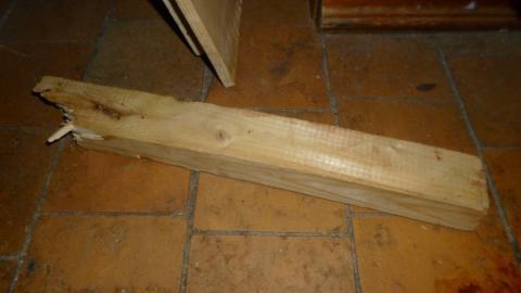 Жительницу Балакова насмерть забили деревянным бруском
