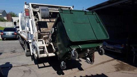 Регоператор добился оснастки всех мусоровозов в регионе системой ГЛОНАСС