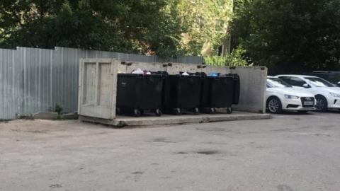 Сформирован рейтинг контейнерных площадок двух районов Саратова