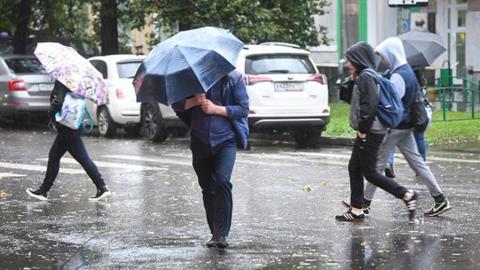 Саратовцы пережили два самых холодных летних дня за много лет наблюдений