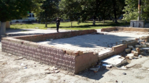 Два дома в центре Саратова признали аварийными
