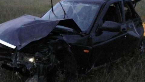 Один человек погиб и двое ранены в аварии рядом с Балашовом