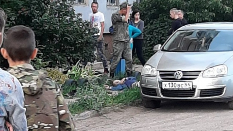 В Энгельсе погиб 12-летний мальчик, упавший с крыши девятиэтажки