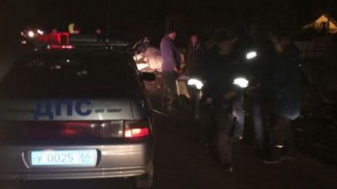 Полтора часа назад водитель «Гранты» погиб в аварии на трассе