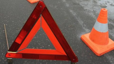 В тройной аварии на улице Маяковского ранен пассажир УАЗа