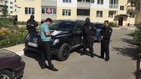 У мужчины арестовали иномарку за 244 неоплаченных дорожных штрафа