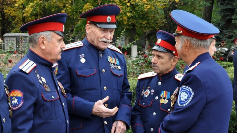 Атамана всероссийского казачьего общества будет назначать и увольнять президент