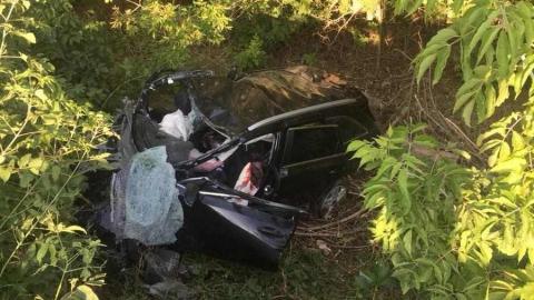 Два маленьких ребенка и женщина погибли в страшной аварии