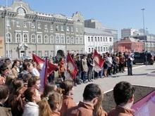 Студенты Поволжского иститута управления провели митинг в честь Петра Столыпина