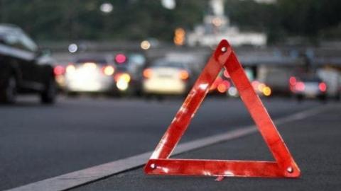 Возле Шихан столкнулись три автомашины