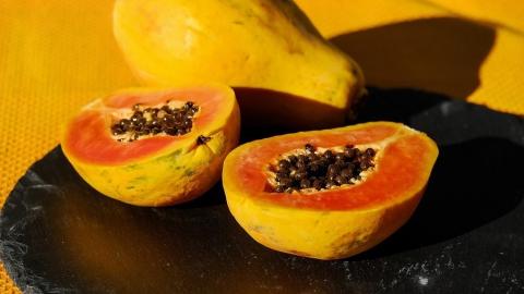 Запрещен ввоз всей свежей папайи из Китая