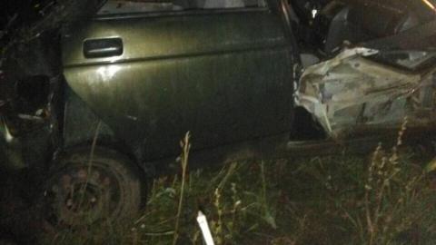 Скончался молодой водитель, вылетевший с трассы