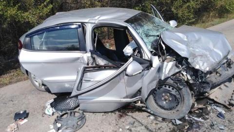 В ДТП на трассе пострадало шесть человек
