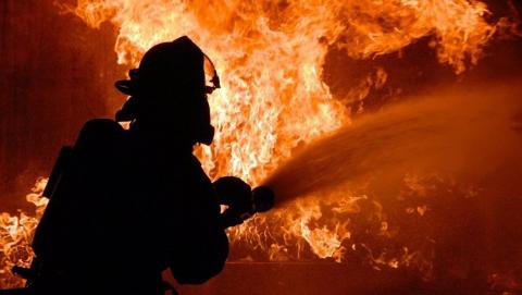 В Саратове сгорели два биотуалета
