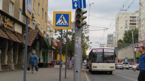 На перекрестке Рахова и Московской не работают все светофоры