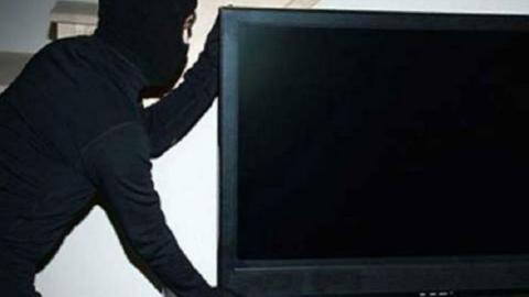 Мужчина по имени Батыр подозревается в хищении телевизора
