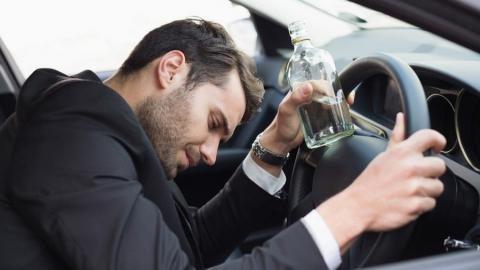 Пьяные водители с начала этого года совершили 171 ДТП