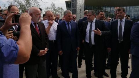 Володин анонсировал строительство аэропорта в Балакове