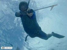 На Сазанке утонул любитель подводной ловли