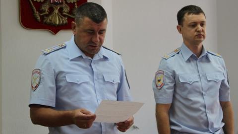 Фрунзенский отдел полиции Саратова возглавил Сергей Едиханов