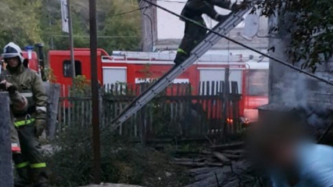 Спасатели раскрыли подробности смертельного ночного пожара
