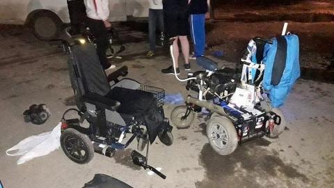 Саратовского паралимпийца сбила машина в Тульской области