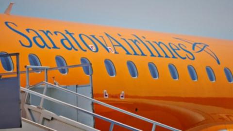 «Саратовские авиалинии» сократят 394 сотрудника
