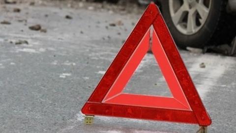 Массовая авария произошла на трассе под Энгельсом