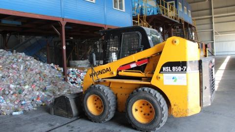 Регоператор фиксирует девятикратный рост поступлений бытового мусора в июле