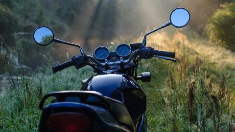 Селянка обвинила бывшего любовника в угоне мотоцикла