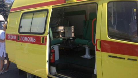 Девятилетняя девочка, выжившая в страшной аварии на трассе, получила ожоги