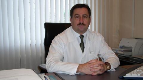 Cкончался врач Владимир Семенченя
