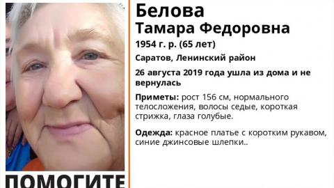 Волонтеры собираются на поиски дезориентированной пенсионерки