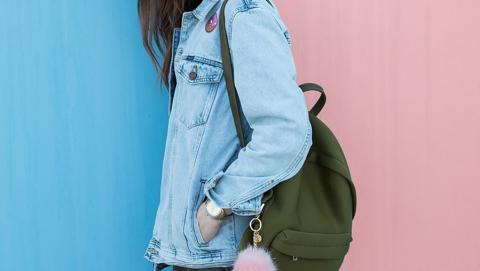 Рецидивиста подозревают в краже рюкзака у восьмилетней девочки