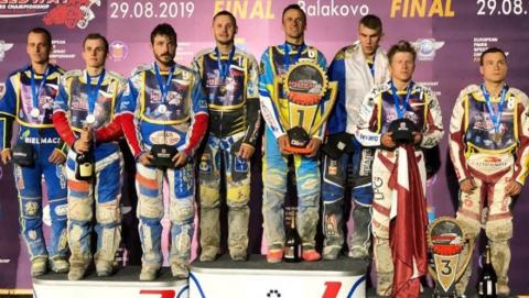 Сборная России выиграла парный чемпионат Европы по спидвею