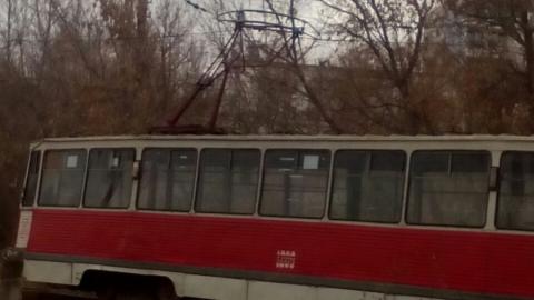 Из-за поломки сокращен маршрут 11-го трамвая