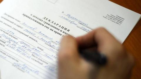 Глава муниципалитета не опубликовала свою декларацию о доходах